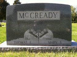 Thomas E McCready