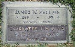 James W Bill McClain