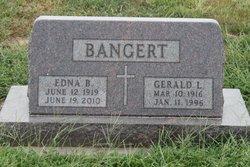 Edna Bertha <i>Buchholz</i> Bangert