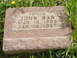 John Ban