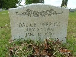 Dalice E. <i>Parker</i> Derrick