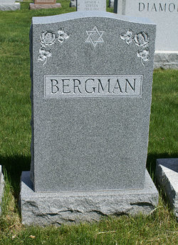 Rosaline <i>Ascher</i> Bergman