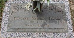 Dorothy <i>Melcher</i> Seward