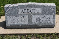 Garnett <i>Mills</i> Abbott