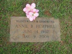 Annie B. Hemphill