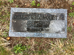 Dallas Richard Blomquist, Jr