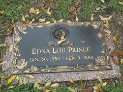 Edna Lou <i>Prince</i> Earwood