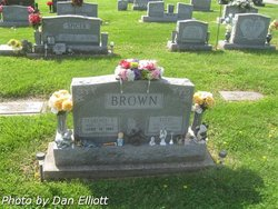 Elizabeth Betty <i>Mounts</i> Brown