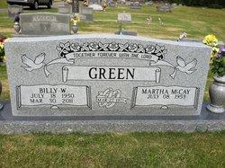 Billy Wayne Green