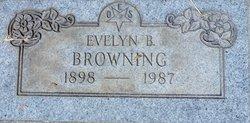 Evelyn Britemorte <i>Burdick</i> Browning