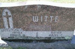 Edwin Walter Witte