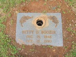 Debbie Deloris Betty Boozer