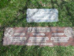 Pfc Daniel J O'Neill