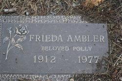 Frieda Ambler