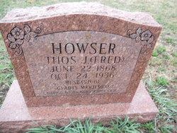 Thomas Jefferson Howser