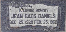 Jean <i>Eads</i> Daniels