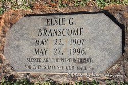 Elsie Green Branscome