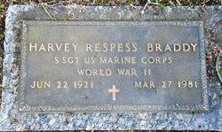Harvey Respess Braddy