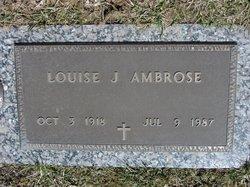 Louise Ambrose