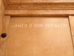 James D von Seebach