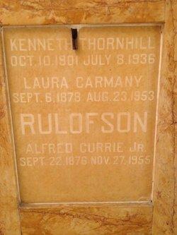 Kenneth Thornhill Rulofson