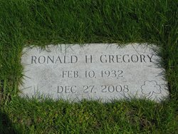 Ronald H Gregory