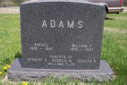 William Frank Adams