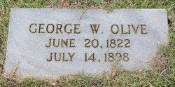 George W Littleton Olive