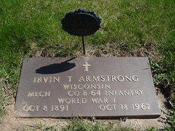 Irvin Theodore Armstrong