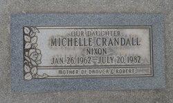 Michelle <i>Crandall</i> Nixon