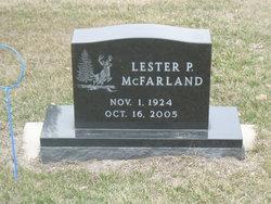 Lester P McFarland