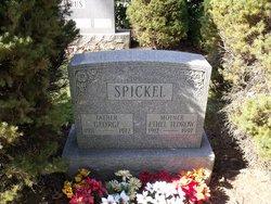 Ethel <i>Tedrow</i> Spickel