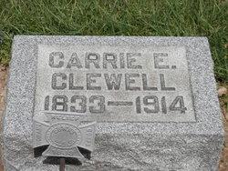 Caroline Elizabeth Carrie Clewell