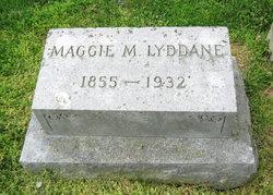 Margaret Louise Maggie <i>Moore</i> Lyddane