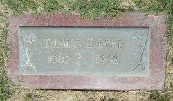 Thomas Uriah Rowe