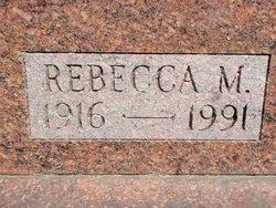Rebecca May Reba <i>Nelson</i> Gourley