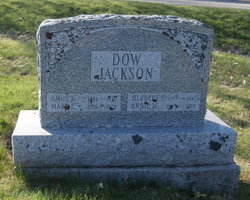 Annie M. <i>Dow</i> Jackson