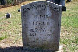 Mrs Hazel <i>Dyer</i> Cox