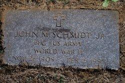 John M Schmidt