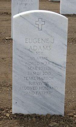 Eugene J Adams
