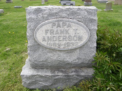 Franklin T Frank Anderson