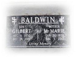 Gilbert A Baldwin