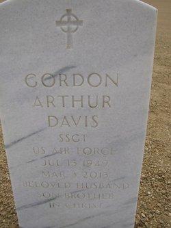 Gordon Arthur Davis