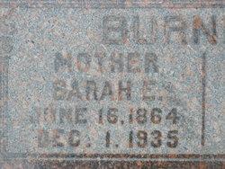 Sarah Evelyn <i>Clark</i> Burnham