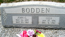 Lula Mary <i>Kerlick</i> Bodden