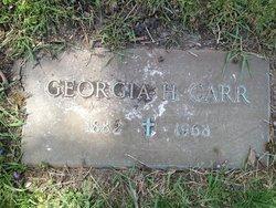 Georgia Silver <i>Hamilton</i> Carr