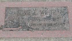 Susie E. White