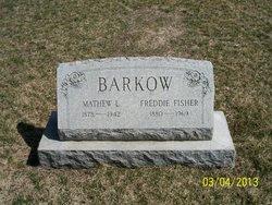Freddie <i>Fisher</i> Barkow
