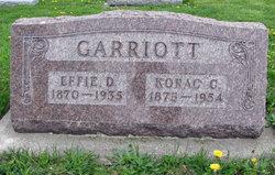 Korac C. Garriott