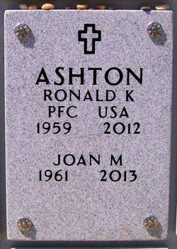 Ronald Keith Ashton